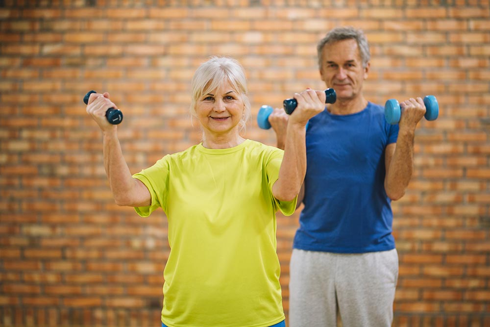ludis personal gym senioren fitness